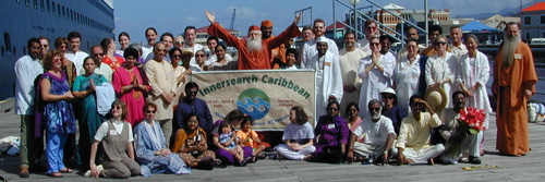 Caribbean Group Photo