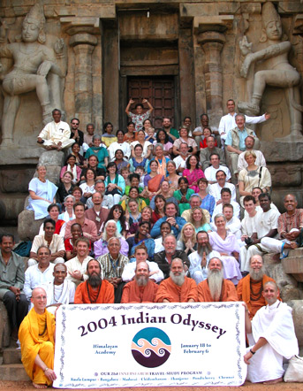Innersearch India Group Photo