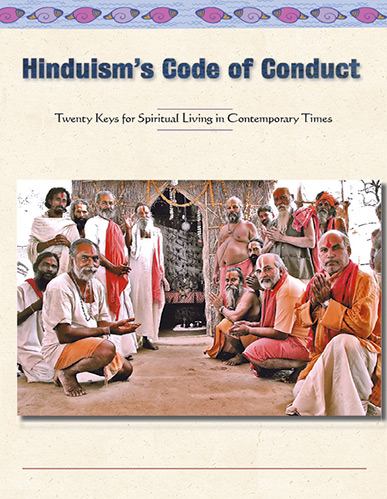 Image of Hinduism's Code of Conduct