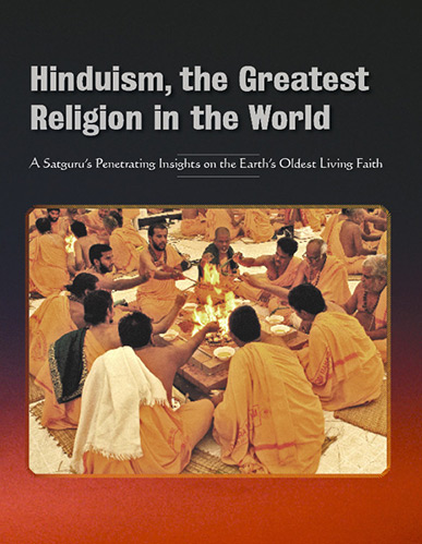 Image of Hinduism: The Greatest Religion in the World