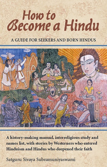Image of How to Become a Hindu