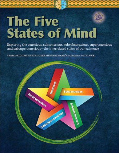 Image of The Five States of Mind