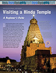Image of Visiting a Hindu Temple